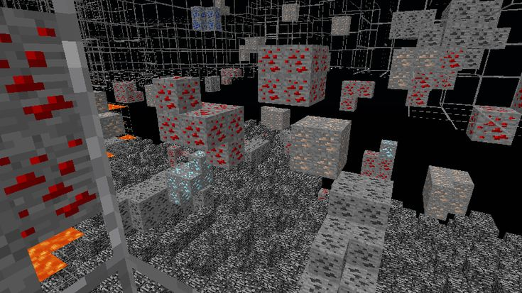 Xray Ultimate Resource Pack 1 700x393 Texture Packs X Ray Minecraft Mods