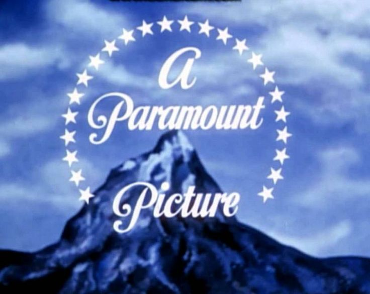 Paramount Pictures logo ( 1952 ).