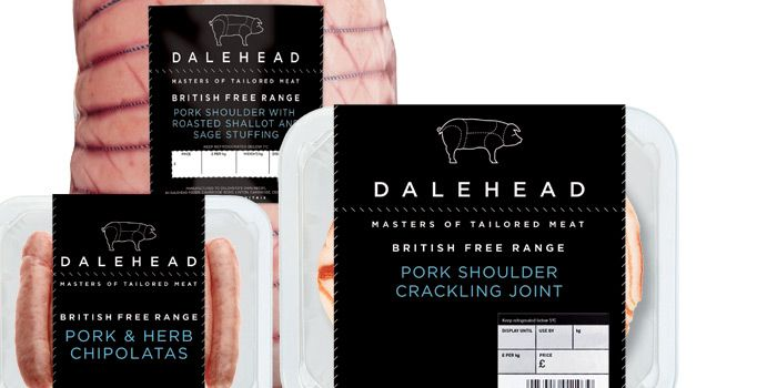 Dalehead packaging by Kaleidoscope