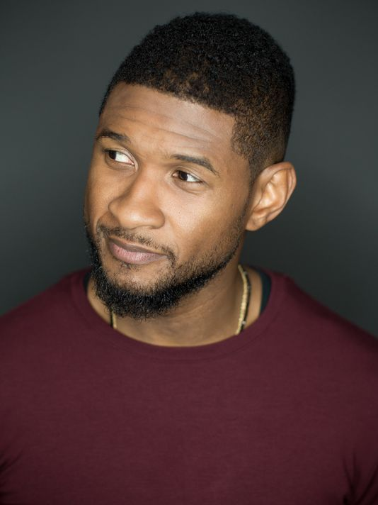fyeahusheraymond: Usher photographed by Todd Plitt