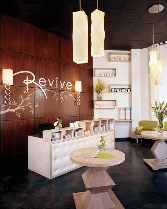 Wall Decor Ideas For Spa : Best ideas about salon names on hair