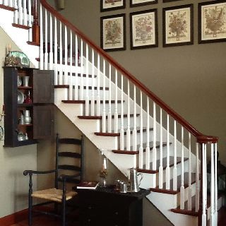 Colonial Entry Hall · Hall ColourHallway Paint ...