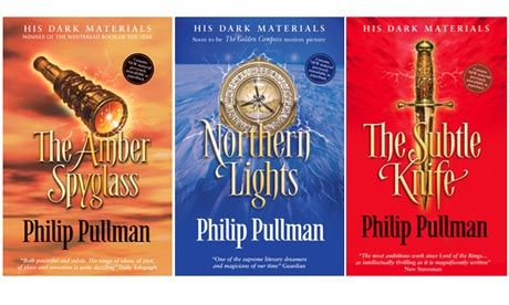 The best books I have ever read! Completely lost in time and save when reading them. Nothing better than parallel universes And portals:-D