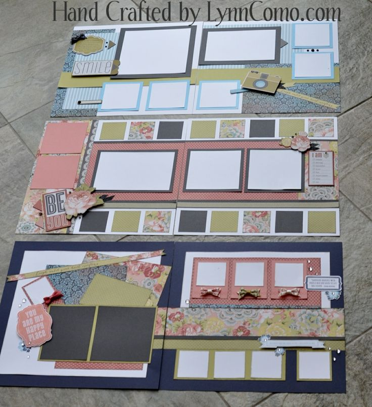 Ariana Kit of the Month: 6 pages plus optional Bonus pages.  Email me @ ilov2cr84u@gmail.com for more information on how you can create these ideas. http://LynnComo.ctmh.com