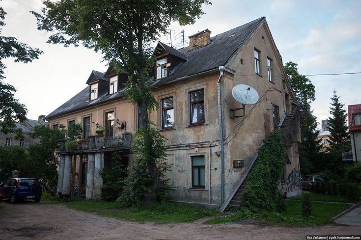 Плохой и хороший Вильнюс, Литва – varlamov.ru