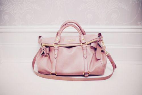 .Miumiu, Dreams, Handbags, Pink Pur, Brown Bags, Bows Bags, Miu Miu, Big Bags, Style Fashion
