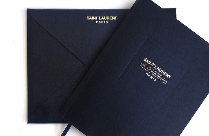 saint laurent identity - Google Search