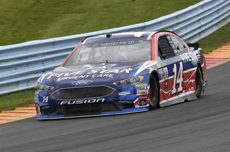 Starting lineup for I LOVE NEW YORK 355 at The Glen Saturday, August 5, 2017 Clint Bowyer will start 12th in the No. 14 Stewart-Haas Racing Ford Crew chief: Mike Bugarewicz Spotter: Brett Griffin Photo Credit: Nigel Kinrade Photography Photo: 12 / 37