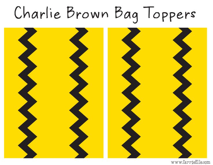 http://www.carrieelle.com/free-party-printables-charlie-brown-and-snoopy-printable-bag-toppers/