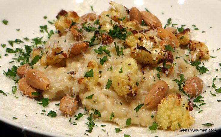 Cauliflower Risotto (Risotto al Cavolfiore)