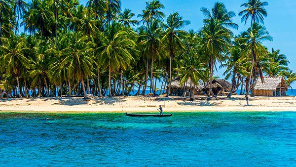 Городской шарм Панама-Сити и райские острова Панамы #Panama