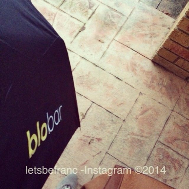Just because the Melbourne weather can be unpredictable doesn't mean your hair has to be. Blo Bar in Oakleigh. Great service, blow waves,styling, lashes and make up. Has an awesome vibe sit back and relax with a tea, coffee or even an alcoholic beverage. #blobaroakleigh #justblowwaves #greatservice #letsbefrancsealofapproval