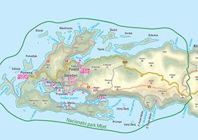 ACTIVITIES, Tourist Board of Mljet