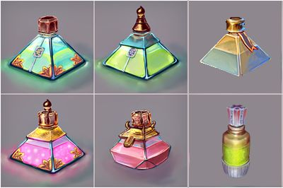 Potion pack by Igor-Esaulov on DeviantArt