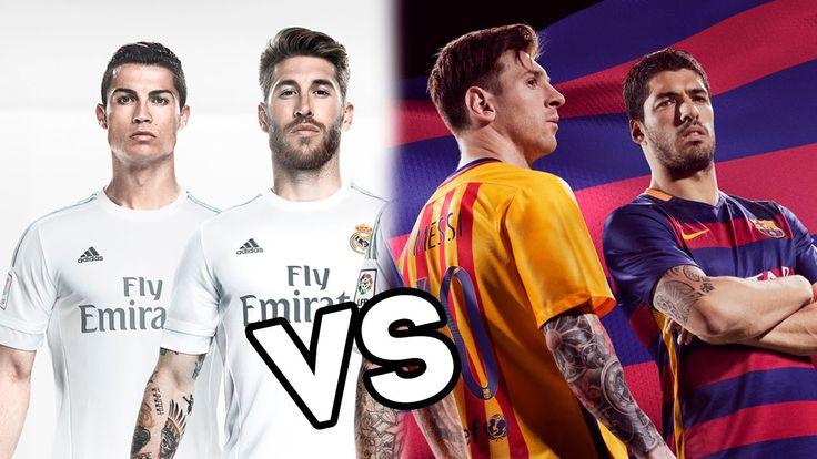 [3/11/2016] Barcelona Vs Real Madrid Head to head El Clasi Live Streaming, Highlights, Match Date and Fixture - http://www.tsmplug.com/football/3112016-barcelona-vs-real-madrid-head-to-head-live-streaming-highlights-match-date-and-fixture/