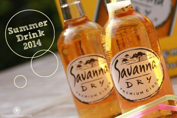Savanna Dry Cider - Sun Downer 2014