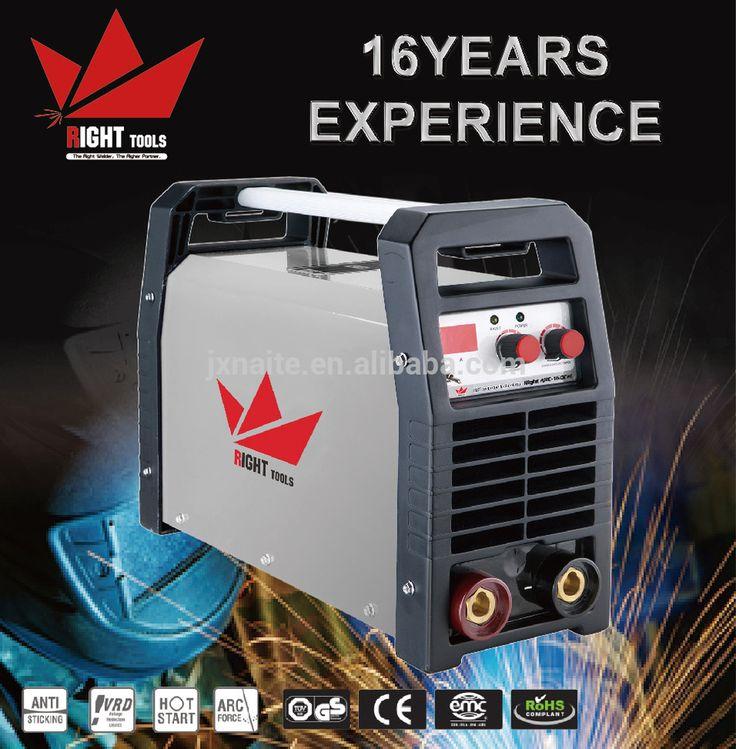 Factory new design arc electric portable inverter welding machine price