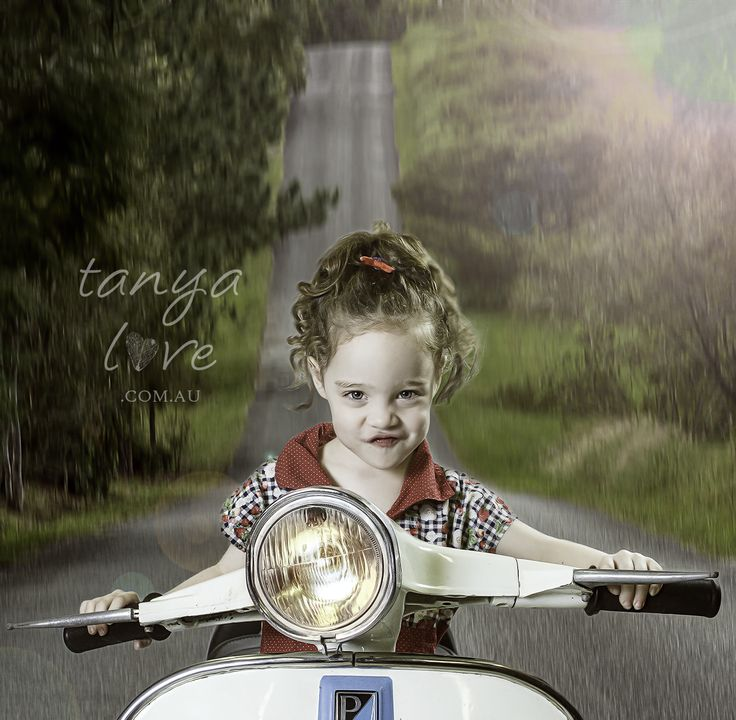 """""""Vroom"""" - Copyright Tanya Love. www.tanyalove.com.au 2013. All rights reserved."""