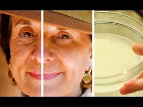 Miles de mujeres están rejuveneciendo con esta fácil receta, mira el video y... - YouTube