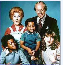 Diff'rent Strokes...ecven though this first aired in the 70's I remember it being a hit in the 80's..so i have one thing to say What You Talking About Willis ????