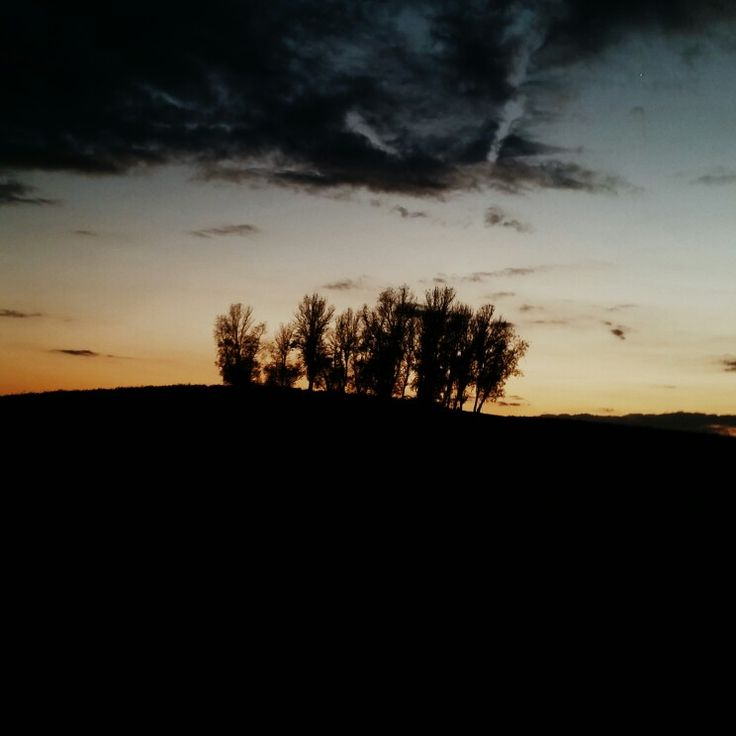 Sunsets are beautiful