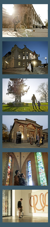 Zürich Tourismus, Zürich – Bildkonzept – Herbst-/Winterkampagne 2012/13 – ©Zürich Tourismus