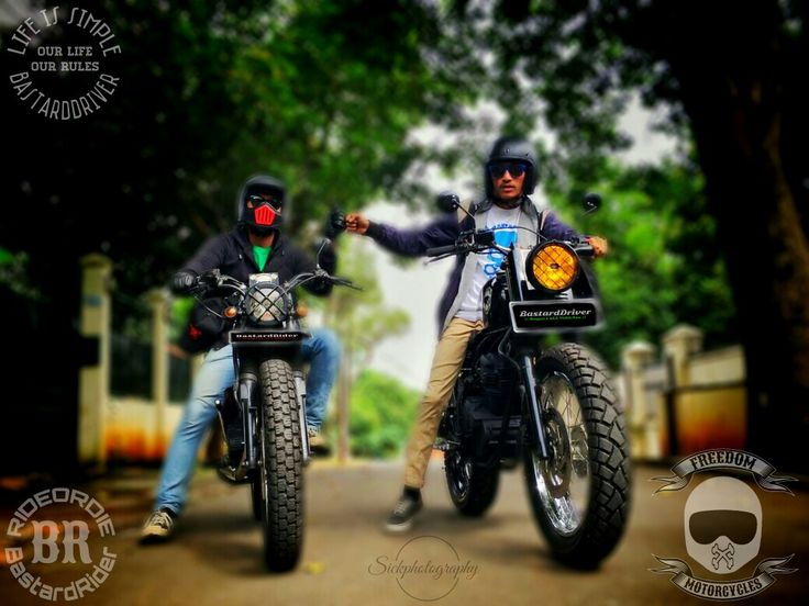 BastardDriver & BastardRider Custommotorcycles