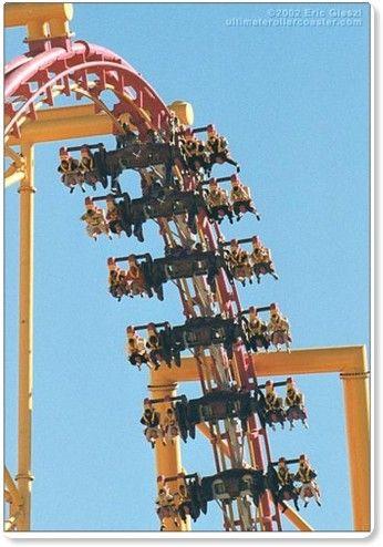 x2 roller coaster - photo #48