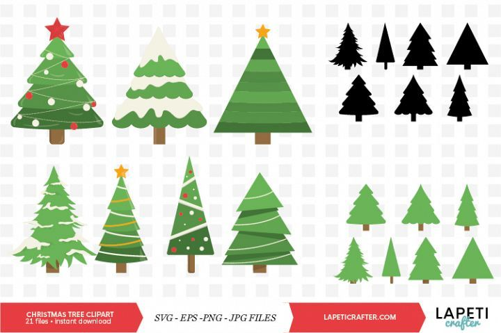 Pin By Kodhibanks On Design Elements Christmas Tree Graphic Clip Art Christmas Tree Clipart