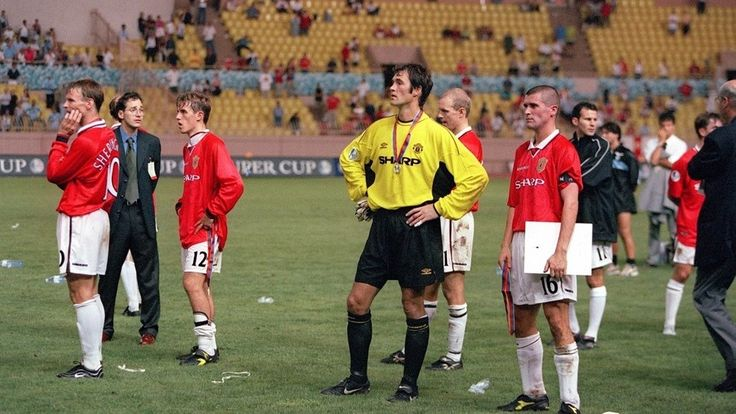 Manchester United's previous UEFA Super Cup matches #FansnStars