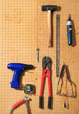 How To: Install Pegboard in Your Workshop - Bob Vila