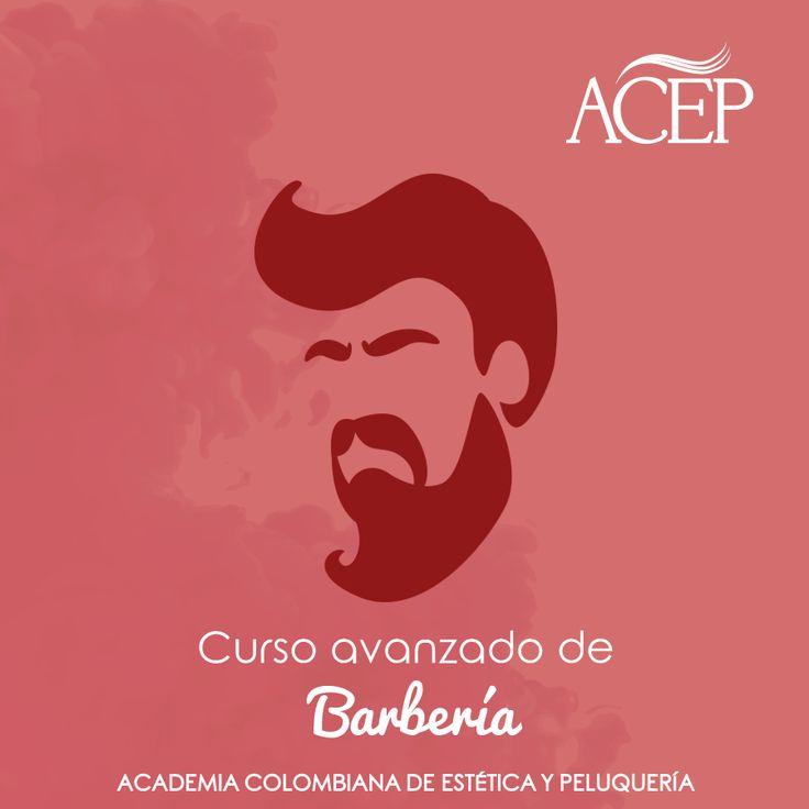 CURSO DE BARBERÍA AVANZADA  ACEP mejorando para ti, Crea y diseña nuevos conceptos en corte y barbas acordes a la tendencia con adaptabilidad en la asesoría de imagen y el estilo personal.  Curso Avanzado de Barbería Inicio 19 de Abril 2016 Duración: 15 Clases Capacitación : 1 Vez por Semana Horario: 08:00 am - 12:00 am Donde Inscribirse: Sede de Medellín Informes: 5126665 - 5719177  Consulta por nuestros horarios  PARA UN FUTURO LABORAL CON ÉXITO GARANTIZADO.  #Academia #belleza #cursos…