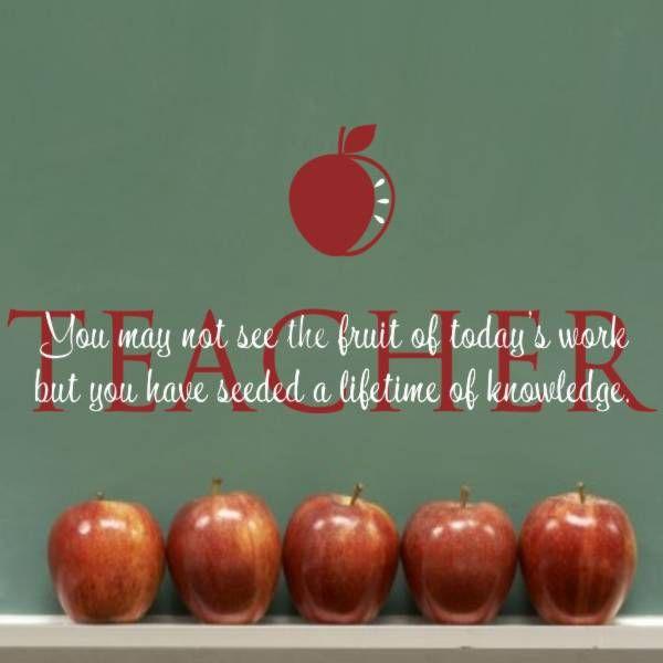 Inspiring Teacher Quotes Appreciation