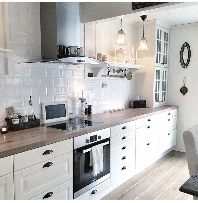 25 best Küche images on Pinterest Kitchen, Dream kitchens and Live - küche in u form