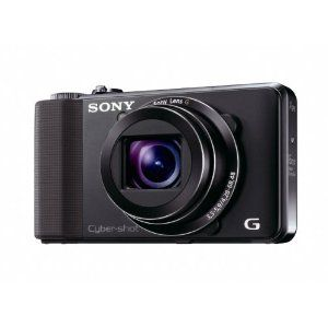 Sony Cyber-shot DSC-HX9V 16.2 MP Exmor R CMOS Digital Still Camera with 16x Optical Zoom G Lens, 3D Sweep Panorama and Full HD 1080/60p Video