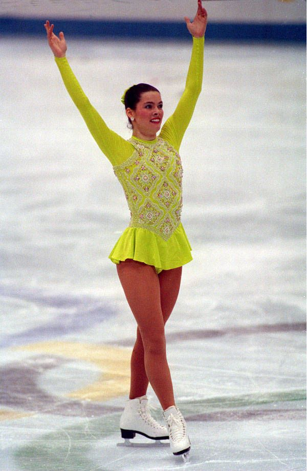 Nancy Kerrigan, 1992