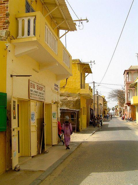 Saint Louis - Senegal (byJeff Attaway)