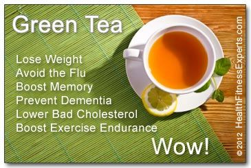 Green tea is full of health benefits. But not everything you hear is true. Here are the real benefits of green tea.