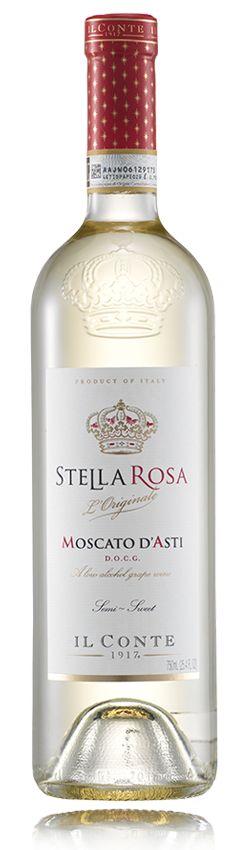 Stella Rosa Moscato d'Asti DOCG moscato sweet wine