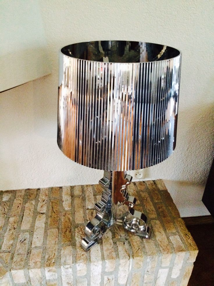 schemerlamp kartell