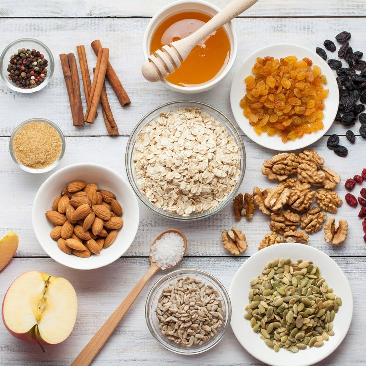 All the ingredients you need for a pefect granola ;) #TUTTOSWEET #TUTTOGROCERY