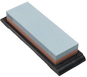 Amazon.com: Global G-1800L - Two-Sided Sharpening Whetstone, Rough/Medium: Manual Knife Sharpeners: Kitchen & Dining