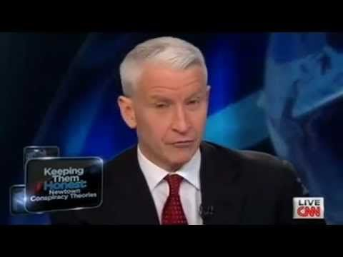 Anderson Cooper = CIA Media Propaganda arm operative. No one is believing this bullshit! NICE TRY MEDIA!