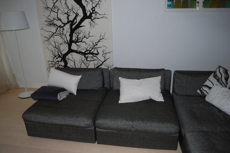 Existing sofa
