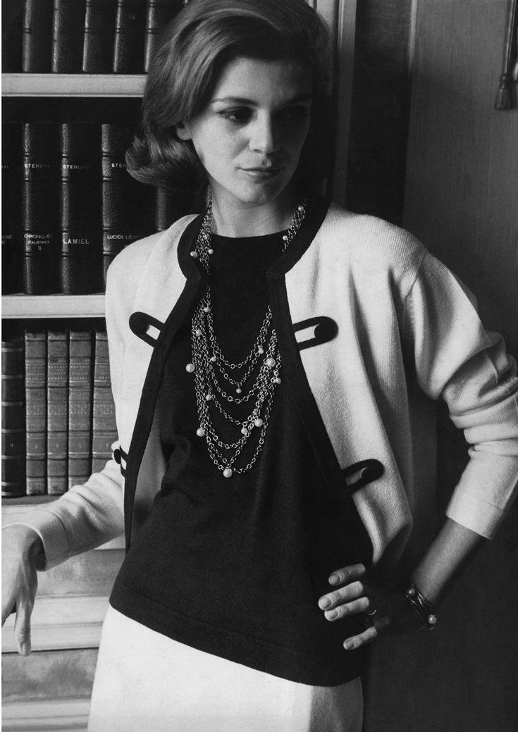 Vera Valdez, l'ultime coup de foudre de Coco Chanel | Vanity Fair _ Portrait de Vera Valdez en 1960.