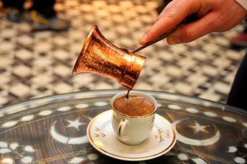 love a good Turkish coffee