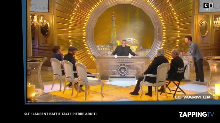 """Sur le plateau, Laurent Baffie est là pour titiller les invités et faire les meilleures blagues. Dès l'arrivée de Pierre Arditi dans """"Salut les Terriens"""", le chroniqueur ne peut s'empêcher de se moquer de l'âge de l'acteur. Une vidéo que nous vous proposons de retrouver sur le site Non Stop Zapping."""