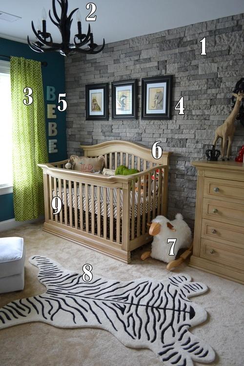 Amazing Boy Nursery: Someday I Will Have Kids.