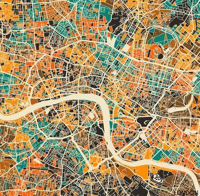 london mosaic - Google Search