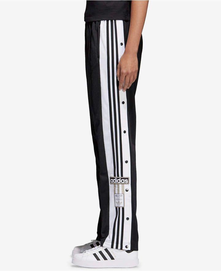 Adicolor 3 Stripe Track Pants Track Originals Pants Adidas Adibreak Anziehsachen Anziehen